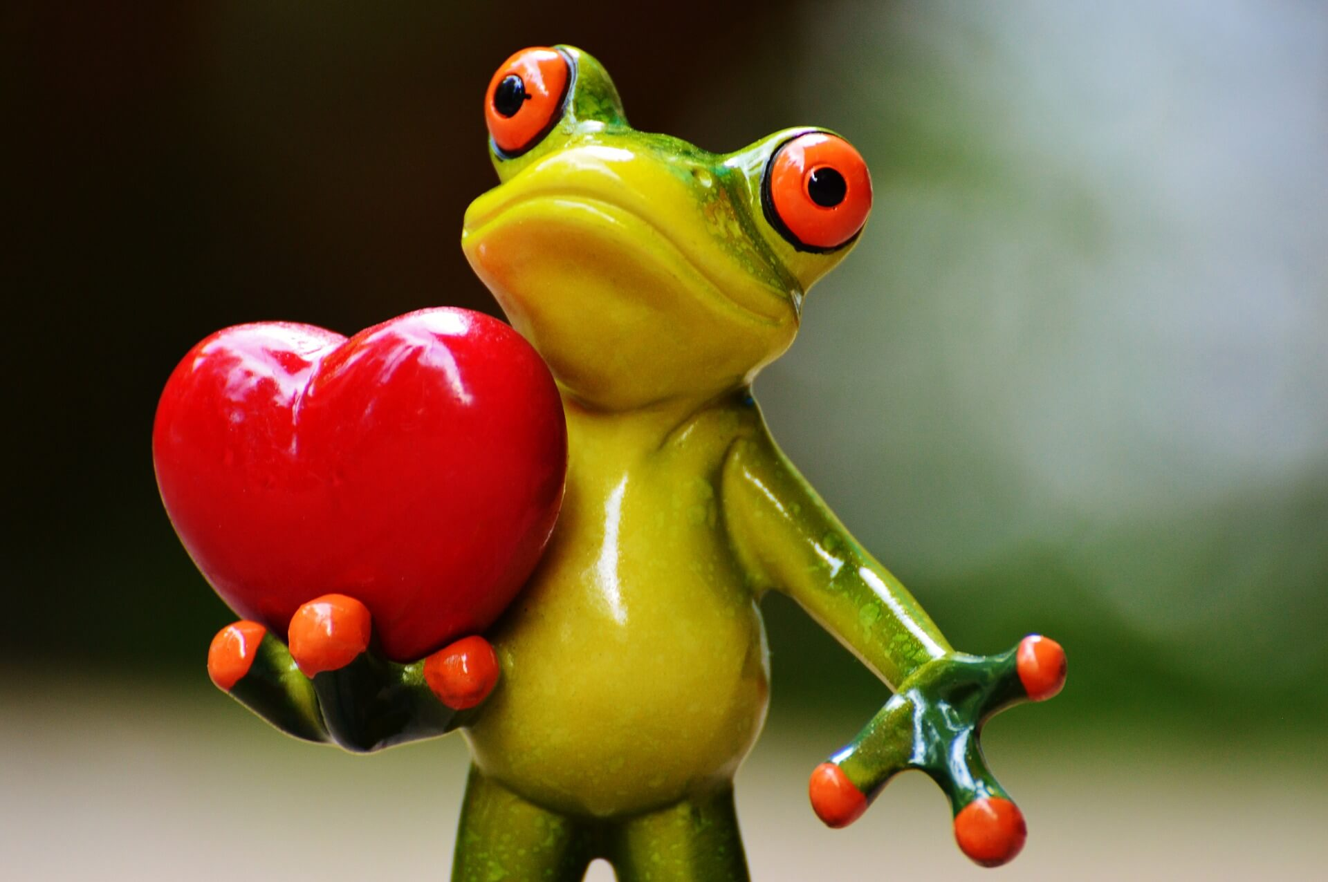 Liebe statt Marketing